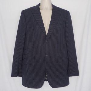 BANANA REPUBLIC Mens Modern Fit Blazer Jacket 42R
